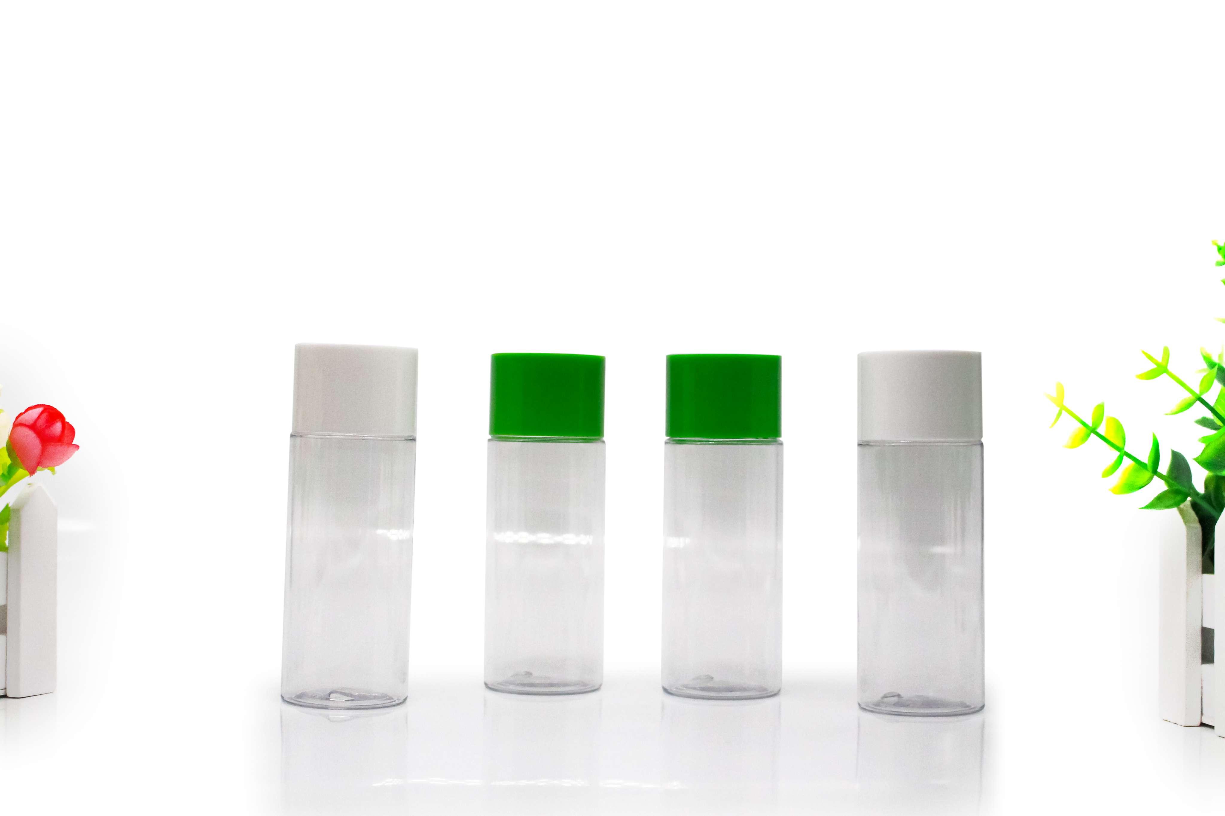 单层厚盖瓶